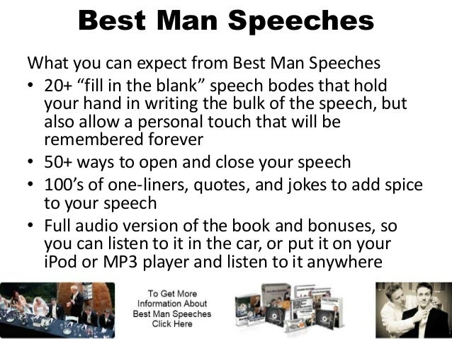 guide to writing a best man speech Diy best man's speech template what do you think about my resource on best man speeches how to write a best man speech (the essential guide.