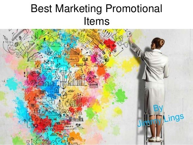 Best Marketing Promotional Items