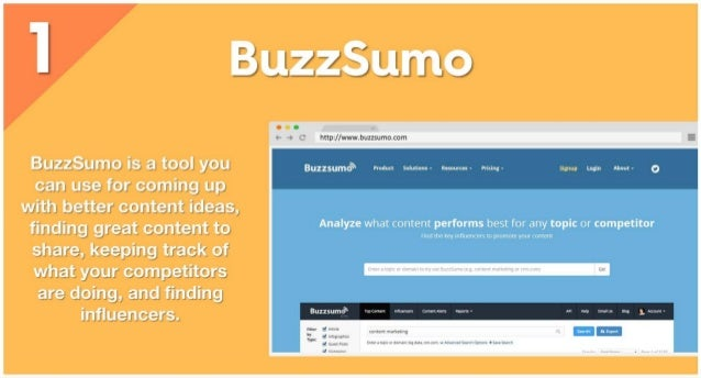 9 Must-Have Marketing Tools for 2015 Slide 2