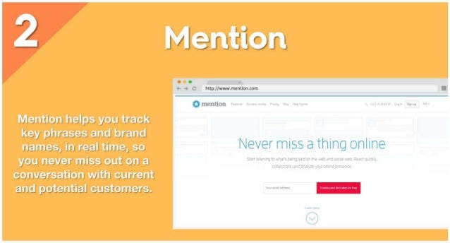 9 Must-Have Marketing Tools for 2015 Slide 3