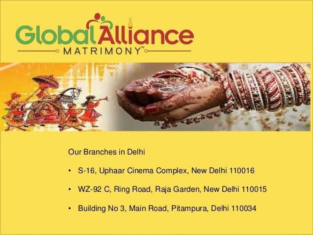 Our Branches in Delhi • S-16, Uphaar Cinema Complex, New Delhi 110016 • WZ-92 C, Ring Road, Raja Garden, New Delhi 110015 ...