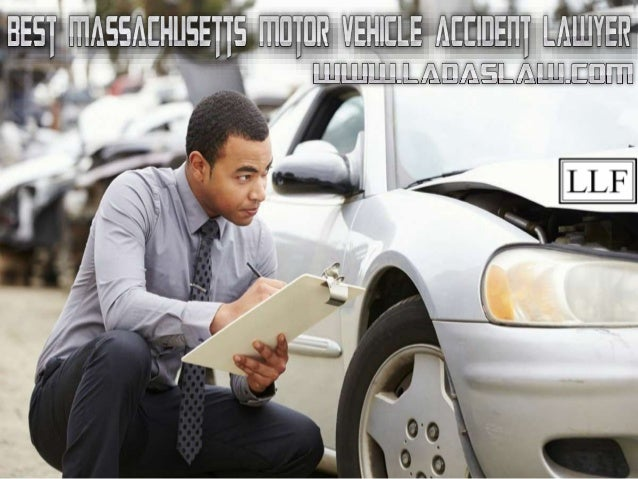 Best Massachusetts Motor Vehicle Accident Lawyer