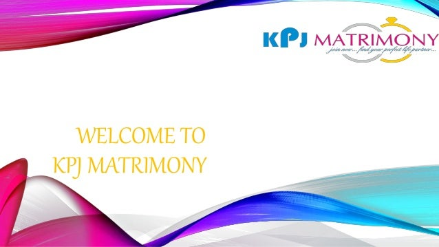 Best matrimony in chennai - kpj matrimony