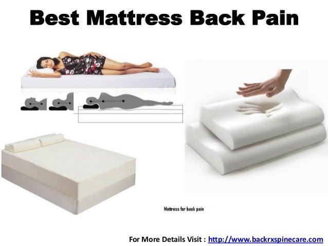 Best Mattress Back Pain