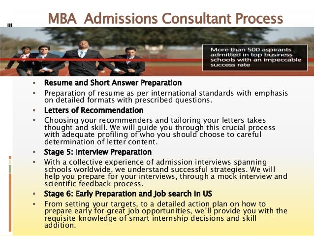 Sterling MBA Essay Services in India