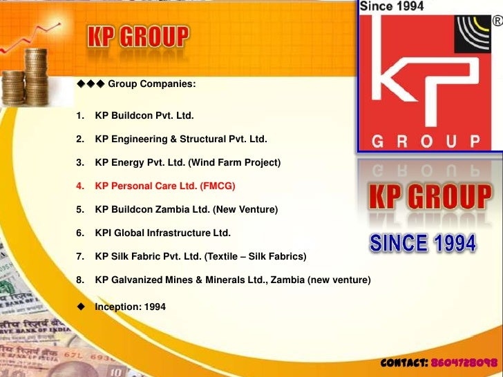 kpgene business plan