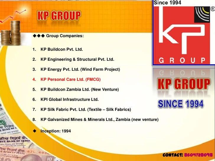 kpgene business plan