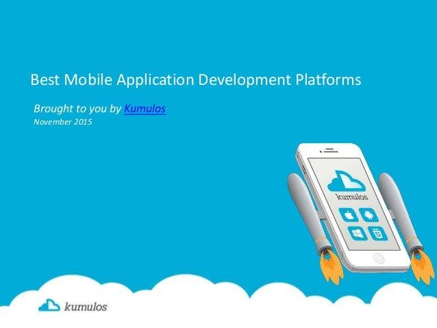 best mobile platform