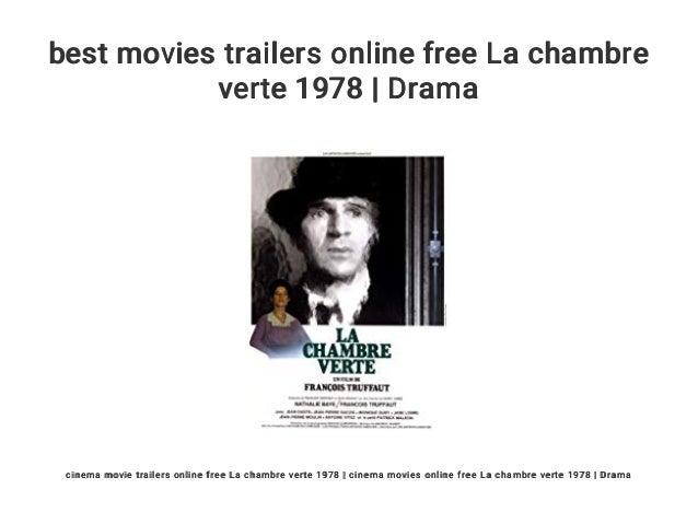 best movies trailers online free La chambre verte 1978   Drama