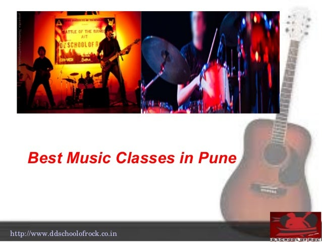 http://www.ddschoolofrock.co.in Best Music Classes in Pune