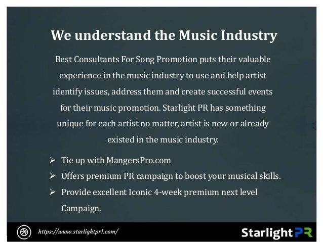 Best Music Distributers For Indies - Starlight PR, #1 Music