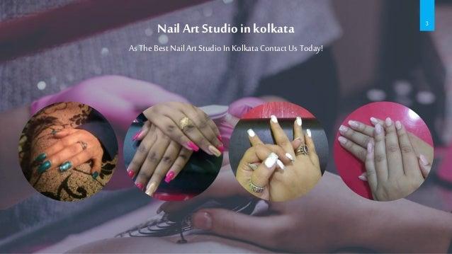 Best Nail Art Studio in Kolkata - Infinity Studio