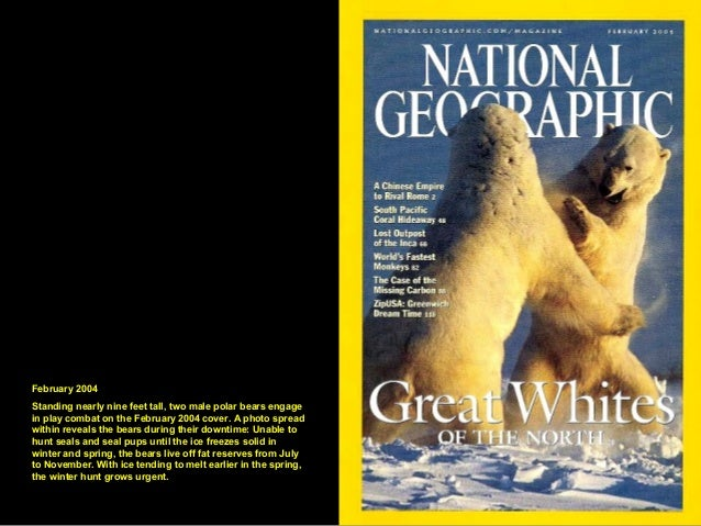 Best National Geographic Magazine Covers