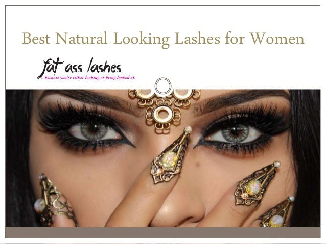 Best Natural Looking Lashes for Women