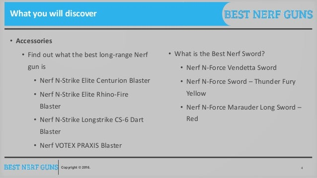 Find the best nerf guns for your nerf war