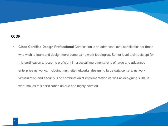 Best Networking Certifications for IT Professionals in 2016