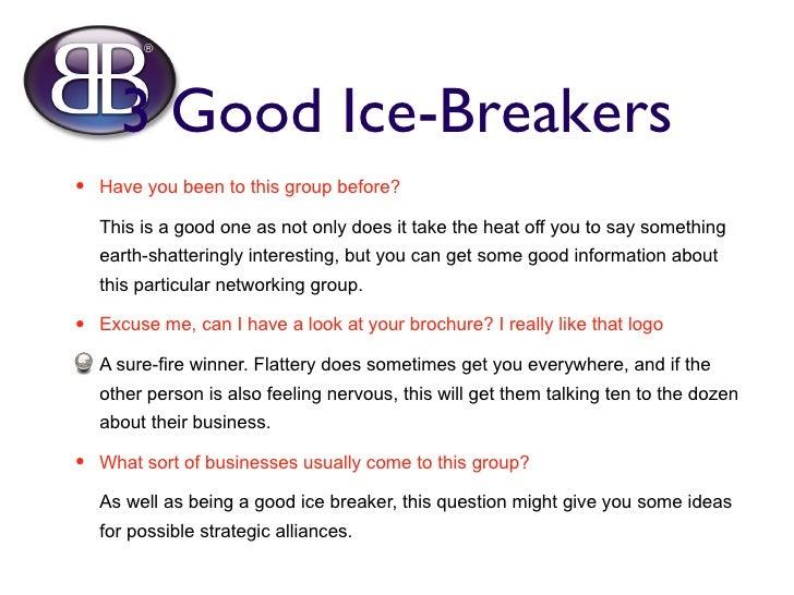Breakers ice The best