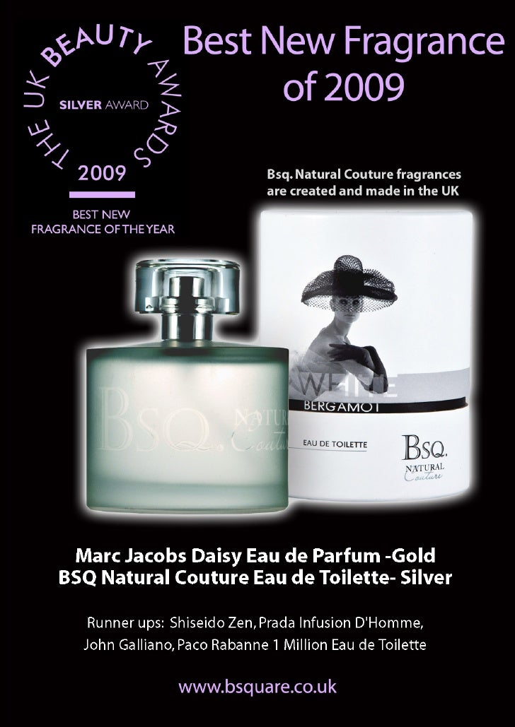 Best New Fragrance Pos
