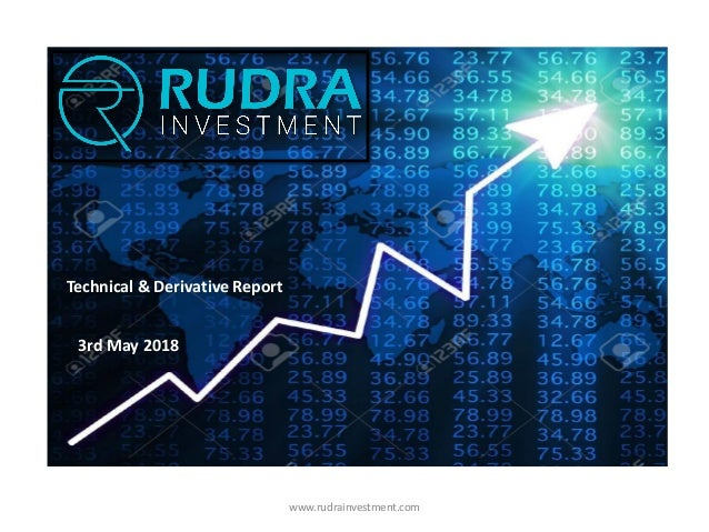 www.rudrainvestment.com Technical & Derivative Report 3rd May 2018