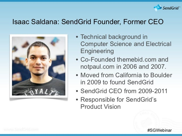 best of both worlds how sendgrid s founder and ceo work together to