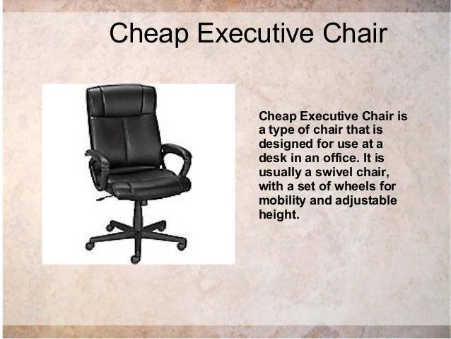 Cheap Executive Chair ...