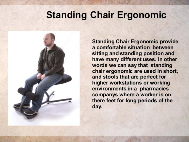 7 standing chair - Office Chair For Short Person