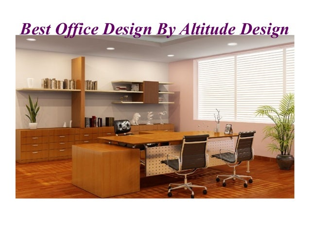 Best Office Interiors Designing In Delhi Altitude Design