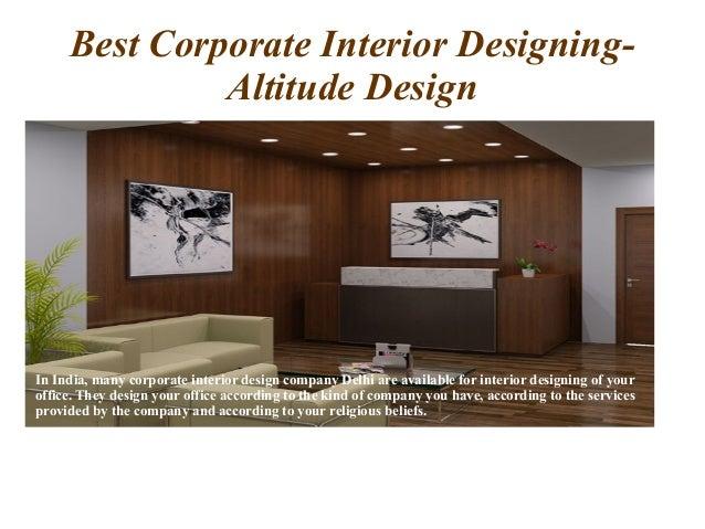 best office interiors designing in delhi altitude design