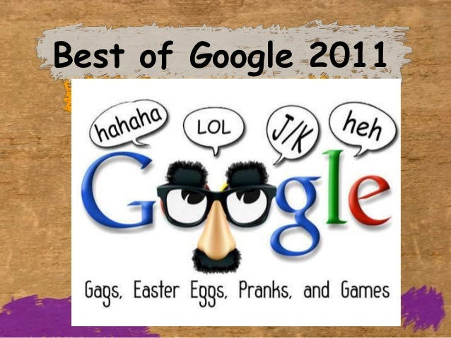 Best of Google 2011