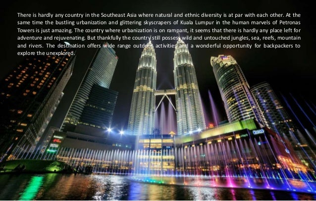 Best of Malaysia's Outdoor Locations Slide 2