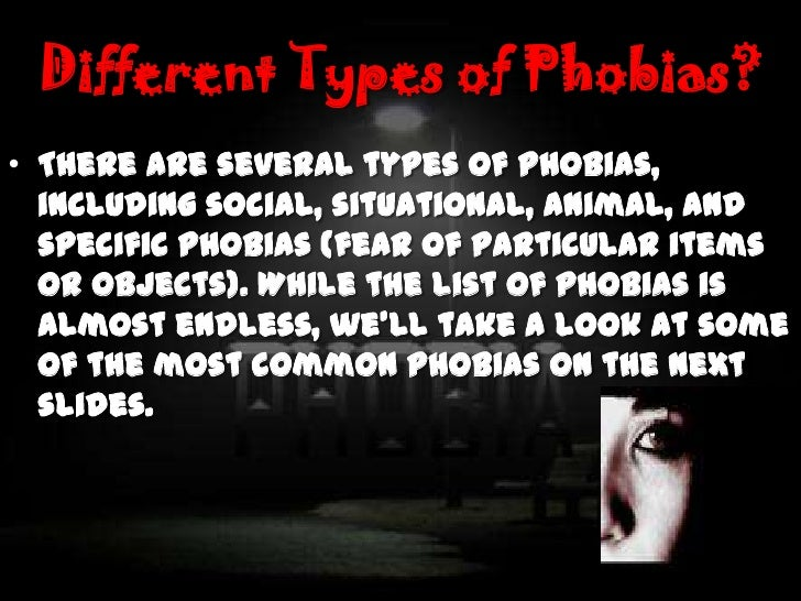 Best of phobias awesome