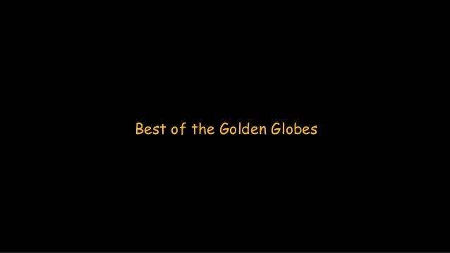 Best of the Golden Globes Slide 2