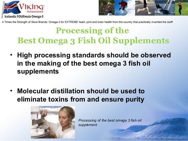 Best omega 3 fish oil supplement for Best omega 3 fish