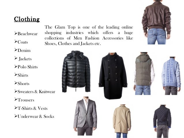 best online clothes shops for men