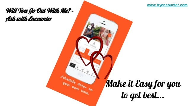 encounters dating app Online dating can be stressful, time-consuming, and downright awful thankfully, the best dating apps allow you to streamline the process.