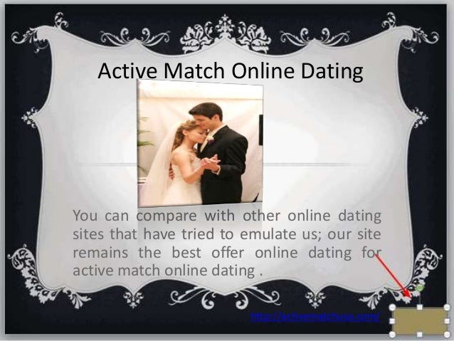 Compare online dating services