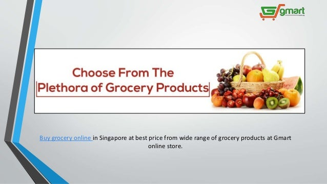 Best online grocery store singapore