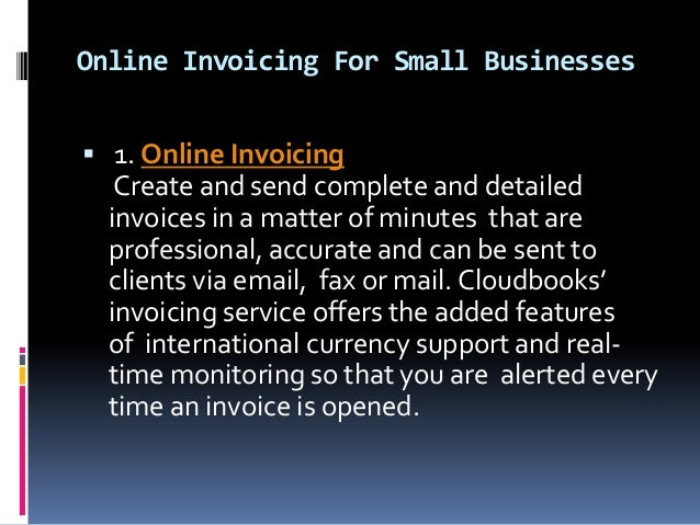 Best Online Invoicing Expense Tracking Software For Small - Best online invoice service
