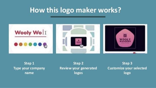 Best Online Logo Creator My Brand New Logo