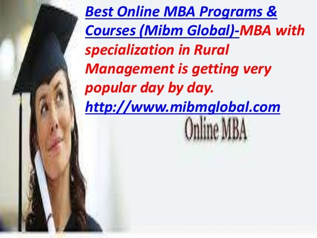 What is an MBA? Why get an MBA? Career Change & the MBA Understanding the GMAT Exam The Online MBA Networking & Executive MBA International Business Women in Business Current global job trends Regional Breakdowns.