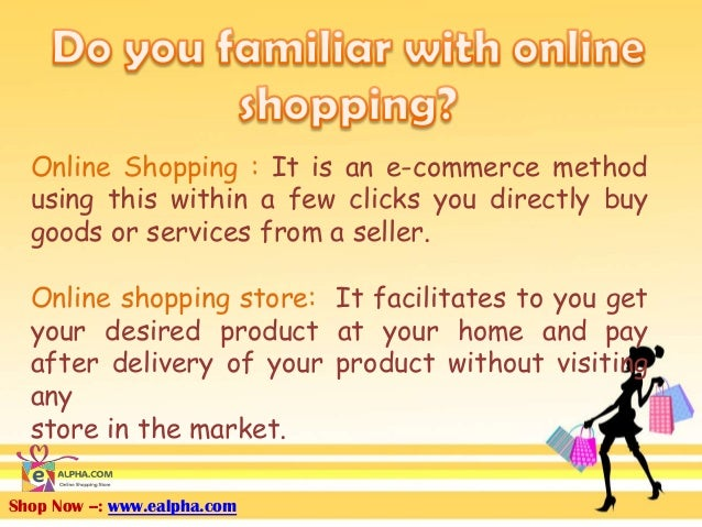 Best online shopping website india presentation for Best online store website