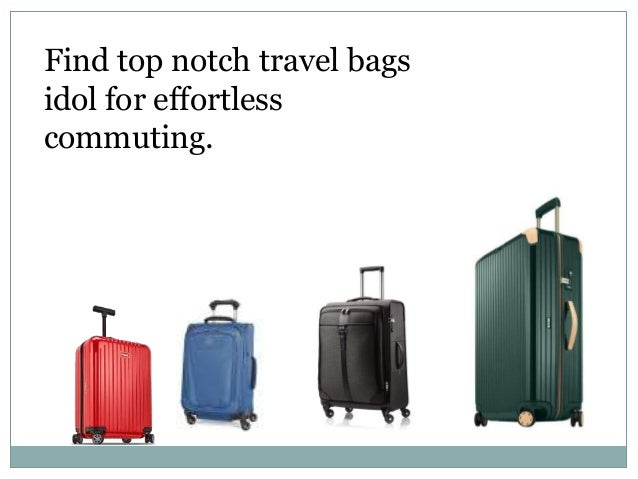 Best Online Store for Luggage Shopping