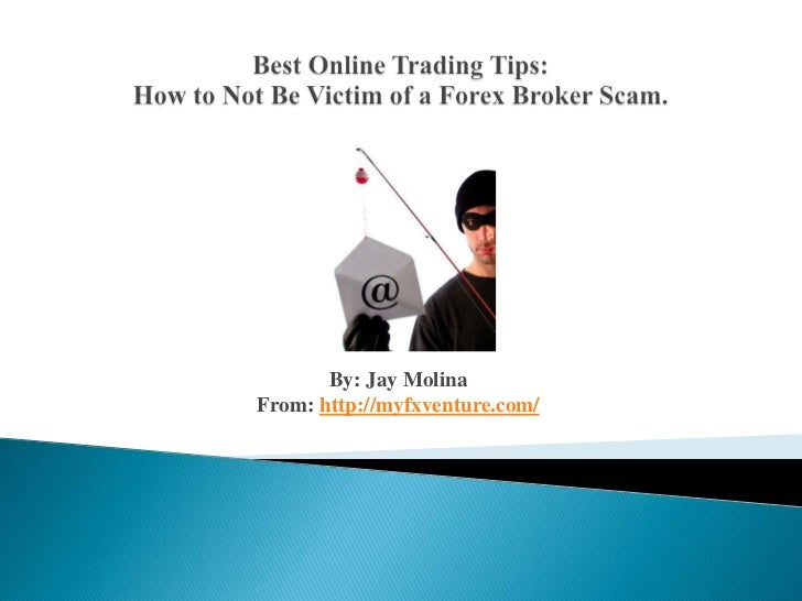How to be a forex trader