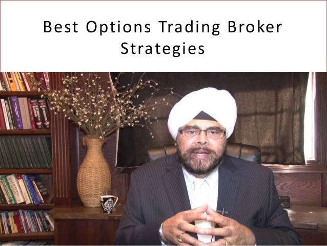 Best brokerage for options trading