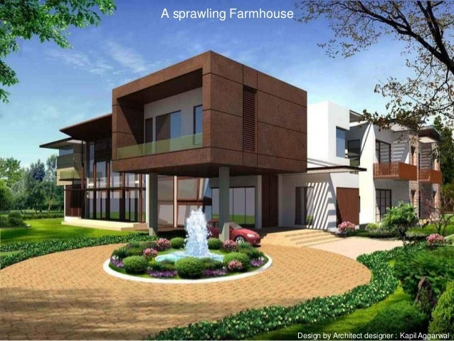 Mountain House Design By Architect Designer : Sumeet Saxena; 5.