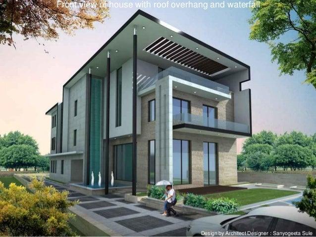 Multi Storeyed 3 BHK Apartment Design By Architect Designer : Architects  Studio; 7.