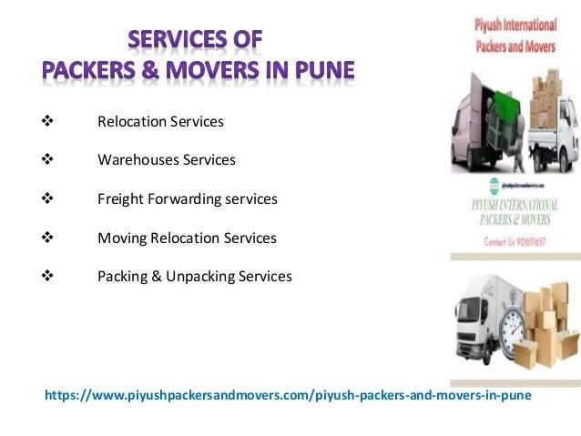 Best Packers Movers in Pune |Maharashtra-Piyush