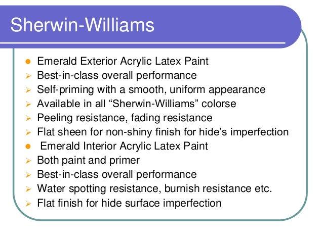 Sherwin Williams  Emerald Exterior ...