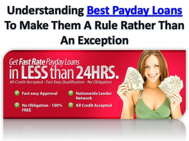 The best payday cash advance picture 1