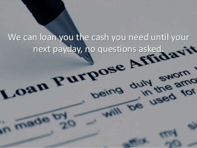 What is a short-term loan?